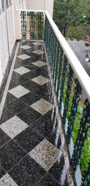 08 - Casa 6 quartos à venda Laranjeiras, Rio de Janeiro - R$ 5.000.000 - KFCA60004 - 9