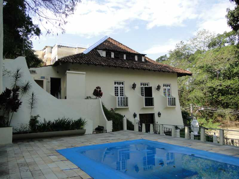 02 - Casa 6 quartos à venda Laranjeiras, Rio de Janeiro - R$ 5.000.000 - KFCA60004 - 3
