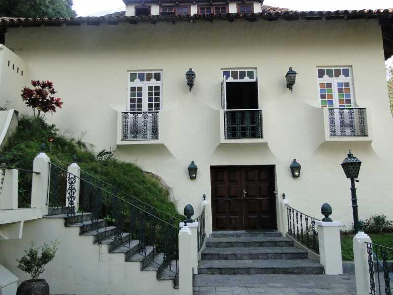 01 - Casa 6 quartos à venda Laranjeiras, Rio de Janeiro - R$ 5.000.000 - KFCA60004 - 1