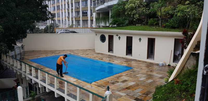15 - Casa 6 quartos à venda Laranjeiras, Rio de Janeiro - R$ 5.000.000 - KFCA60004 - 16