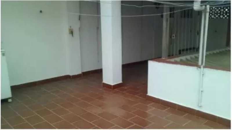 26 - Casa de Vila À VENDA, Catete, Rio de Janeiro, RJ - KFCV50001 - 27