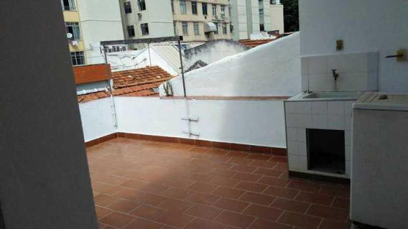28 - Casa de Vila À VENDA, Catete, Rio de Janeiro, RJ - KFCV50001 - 29