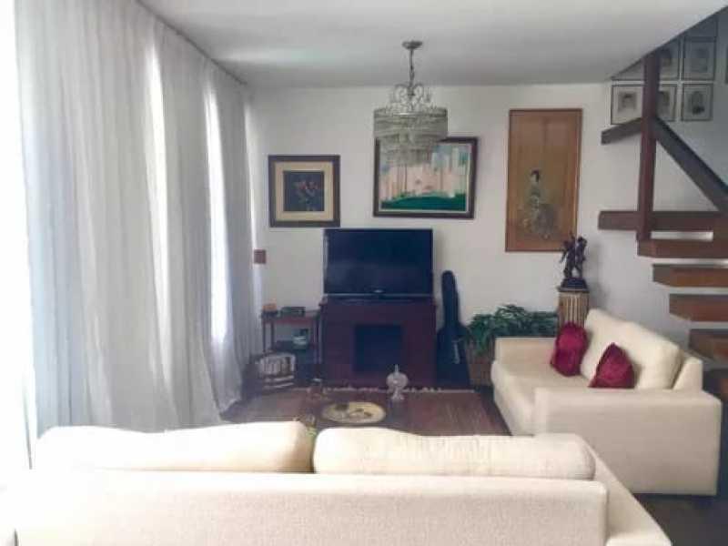 05 - Casa À VENDA, Laranjeiras, Rio de Janeiro, RJ - KSCA40003 - 6