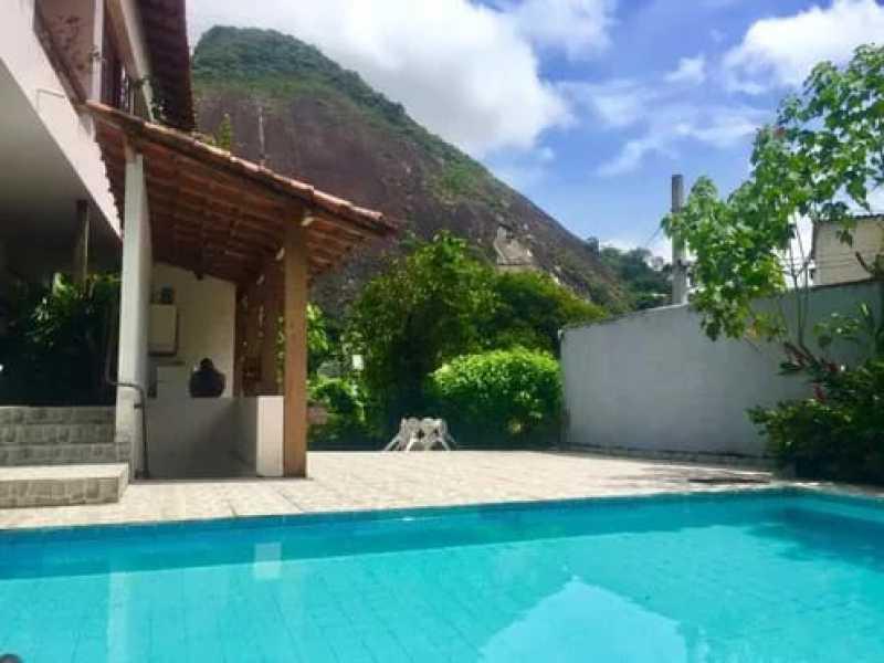 02 - Casa À VENDA, Laranjeiras, Rio de Janeiro, RJ - KSCA40003 - 3