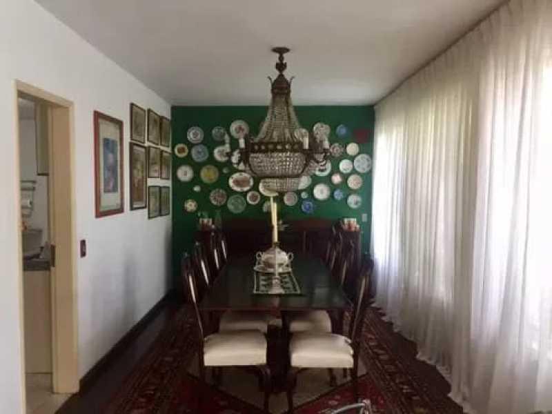 06 - Casa À VENDA, Laranjeiras, Rio de Janeiro, RJ - KSCA40003 - 7