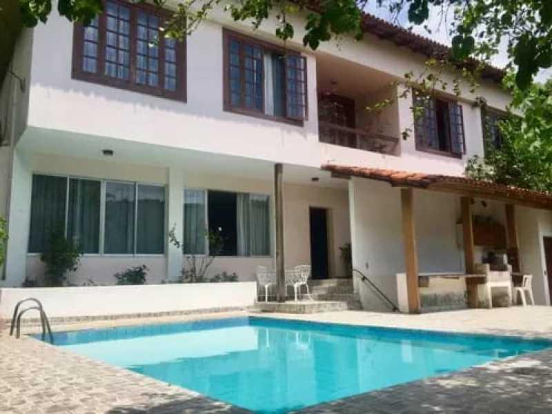 01 - Casa À VENDA, Laranjeiras, Rio de Janeiro, RJ - KSCA40003 - 1
