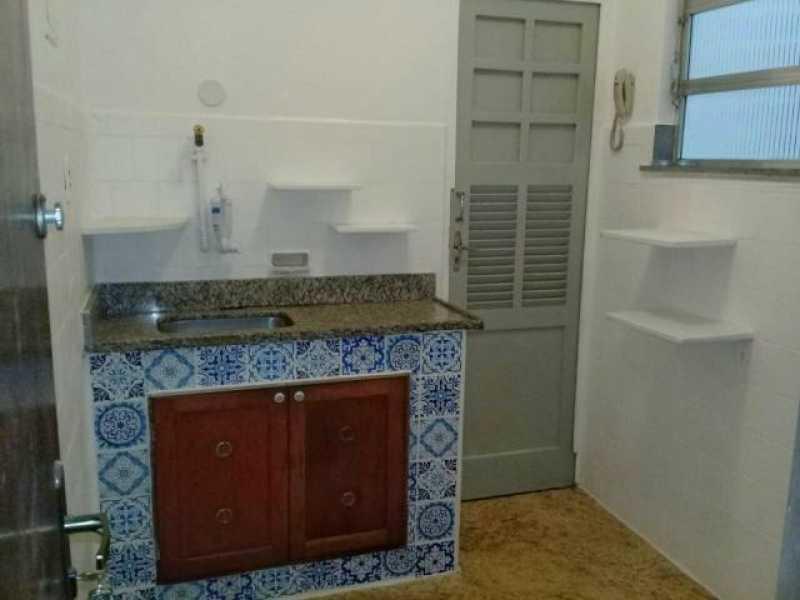 06 - Apartamento 2 quartos à venda Humaitá, Rio de Janeiro - R$ 730.000 - KFAP20181 - 7