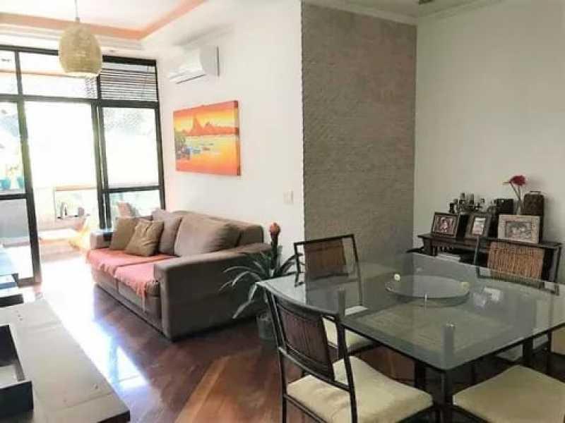 01 - Apartamento À Venda - Botafogo - Rio de Janeiro - RJ - KFAP20184 - 1