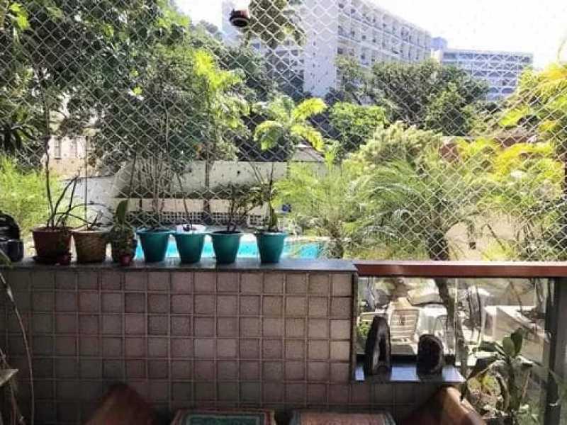 06 - Apartamento À Venda - Botafogo - Rio de Janeiro - RJ - KFAP20184 - 7