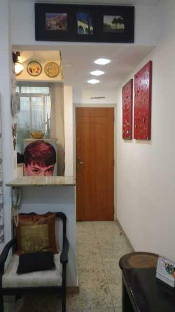02 - Apartamento 1 quarto à venda Flamengo, Rio de Janeiro - R$ 430.000 - KFAP10097 - 3