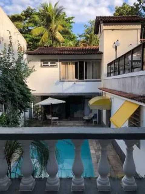 01 - Casa 4 quartos à venda Laranjeiras, Rio de Janeiro - R$ 1.550.000 - KFCA40009 - 1