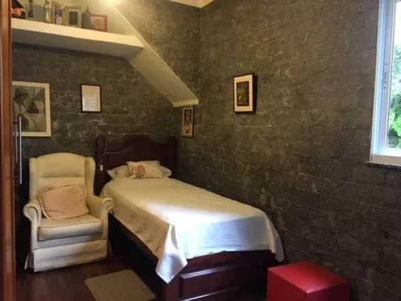 11 - Casa 4 quartos à venda Laranjeiras, Rio de Janeiro - R$ 1.550.000 - KFCA40009 - 12