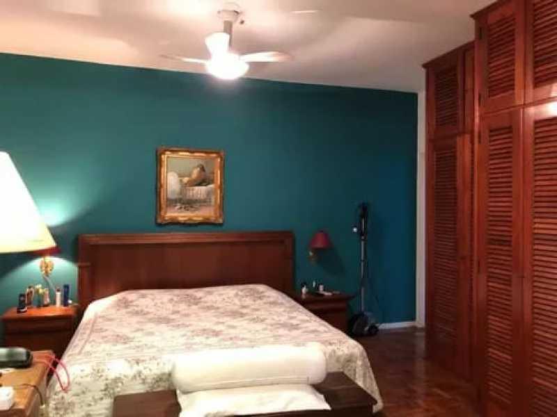 07 - Casa 4 quartos à venda Laranjeiras, Rio de Janeiro - R$ 1.550.000 - KFCA40009 - 8