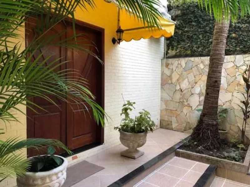 14 - Casa 4 quartos à venda Laranjeiras, Rio de Janeiro - R$ 1.550.000 - KFCA40009 - 15