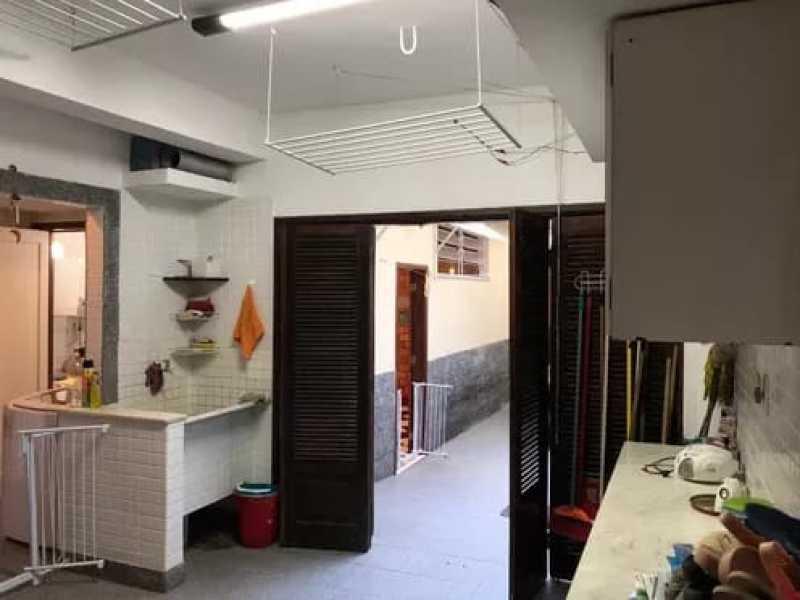 19 - Casa 4 quartos à venda Laranjeiras, Rio de Janeiro - R$ 1.550.000 - KFCA40009 - 20