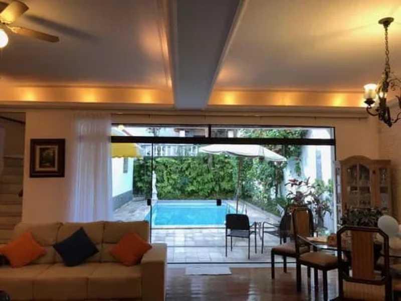 03 - Casa 4 quartos à venda Laranjeiras, Rio de Janeiro - R$ 1.550.000 - KFCA40009 - 4