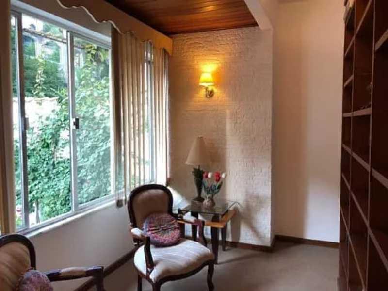 08 - Casa 4 quartos à venda Laranjeiras, Rio de Janeiro - R$ 1.550.000 - KFCA40009 - 9