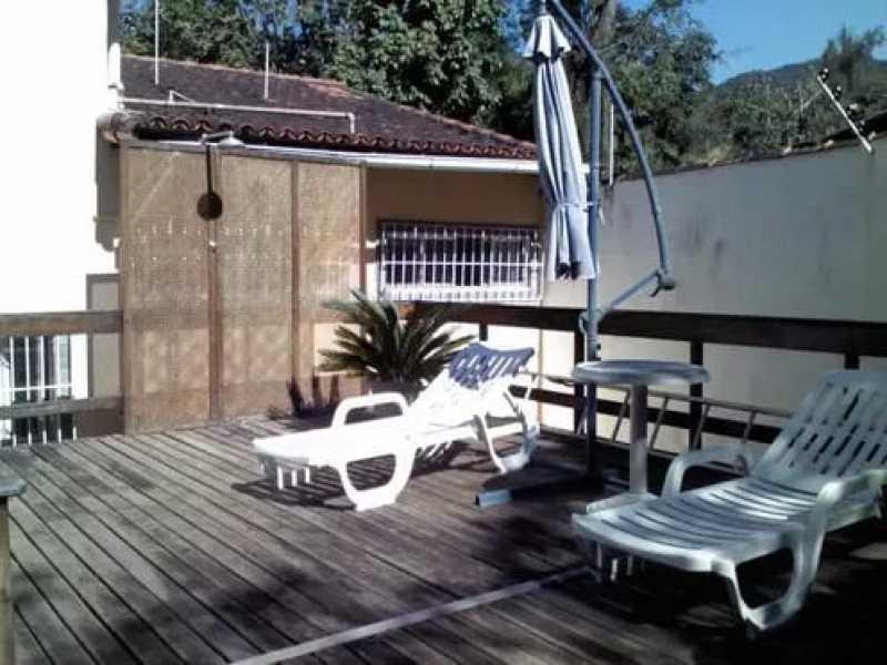 16 - Casa 4 quartos à venda Laranjeiras, Rio de Janeiro - R$ 1.550.000 - KFCA40009 - 17
