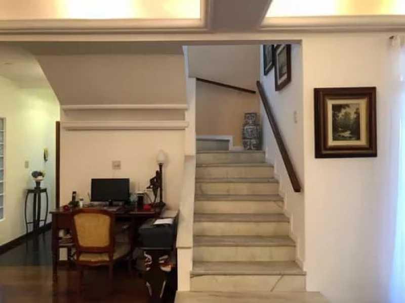 05 - Casa 4 quartos à venda Laranjeiras, Rio de Janeiro - R$ 1.550.000 - KFCA40009 - 6