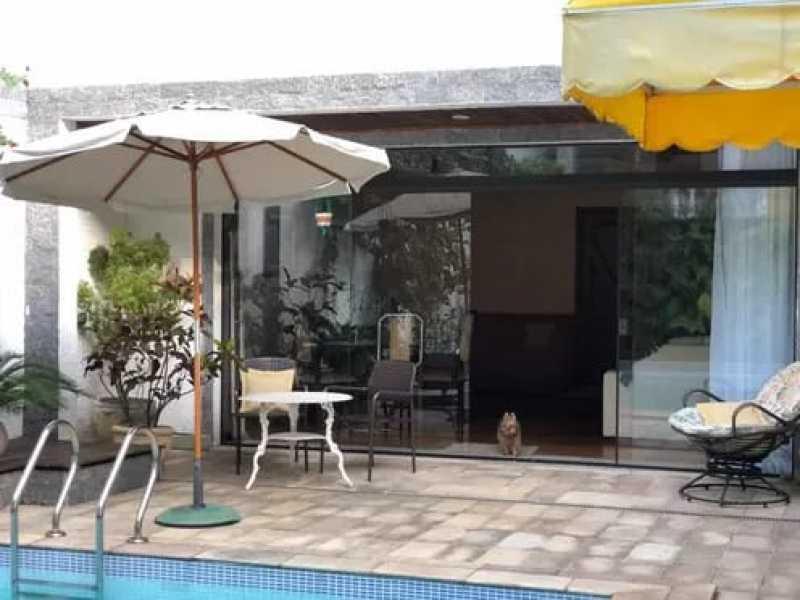 18 - Casa 4 quartos à venda Laranjeiras, Rio de Janeiro - R$ 1.550.000 - KFCA40009 - 19