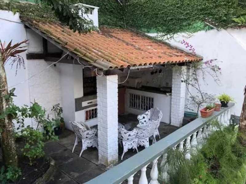 17 - Casa 4 quartos à venda Laranjeiras, Rio de Janeiro - R$ 1.550.000 - KFCA40009 - 18