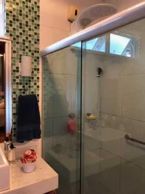 12 - Casa 4 quartos à venda Laranjeiras, Rio de Janeiro - R$ 1.550.000 - KFCA40009 - 13