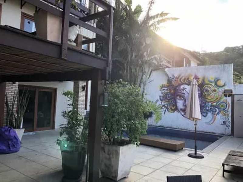 04 - Casa 5 quartos à venda Glória, Rio de Janeiro - R$ 1.700.000 - KFCA50007 - 5