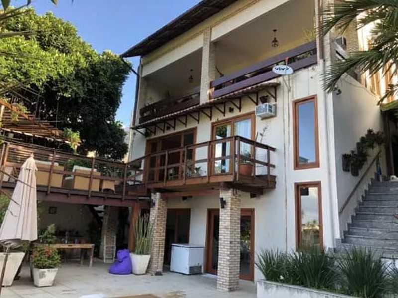 02 - Casa 5 quartos à venda Glória, Rio de Janeiro - R$ 1.700.000 - KFCA50007 - 3