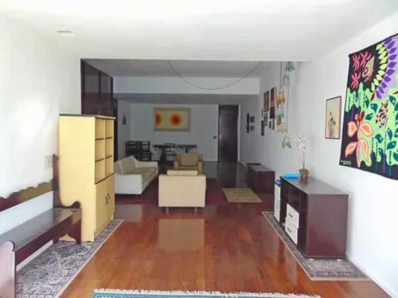 02 - Apartamento 4 quartos para venda e aluguel Flamengo, Rio de Janeiro - R$ 2.300.000 - KSAP40015 - 3