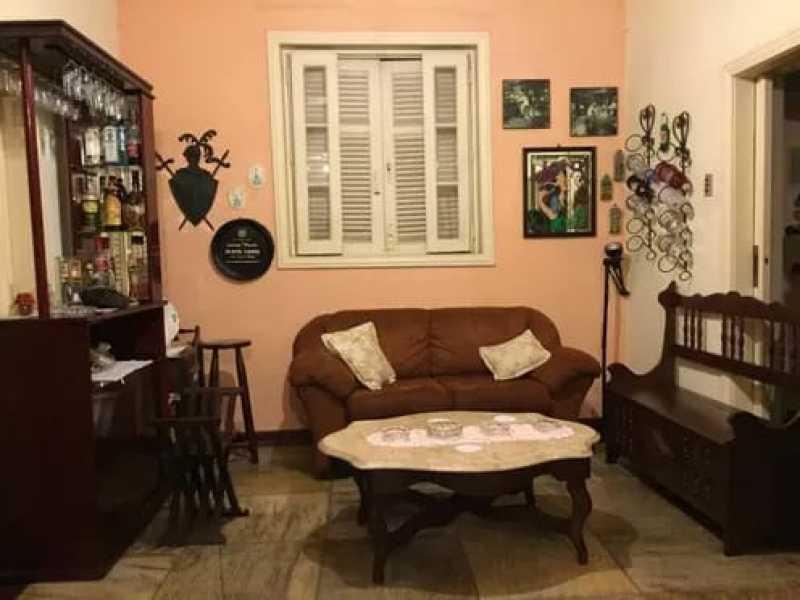 07 - Casa 5 quartos à venda Laranjeiras, Rio de Janeiro - R$ 2.420.000 - KSCA50002 - 8