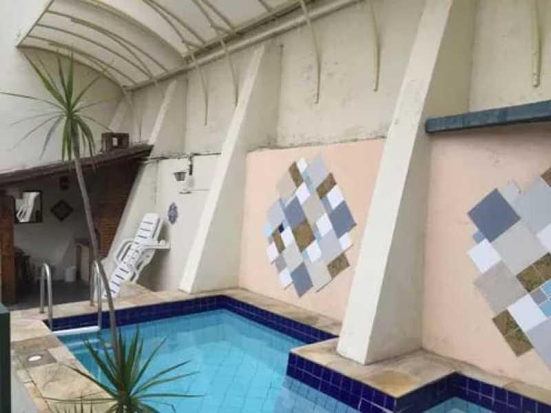 22 - Casa 5 quartos à venda Laranjeiras, Rio de Janeiro - R$ 2.420.000 - KSCA50002 - 23