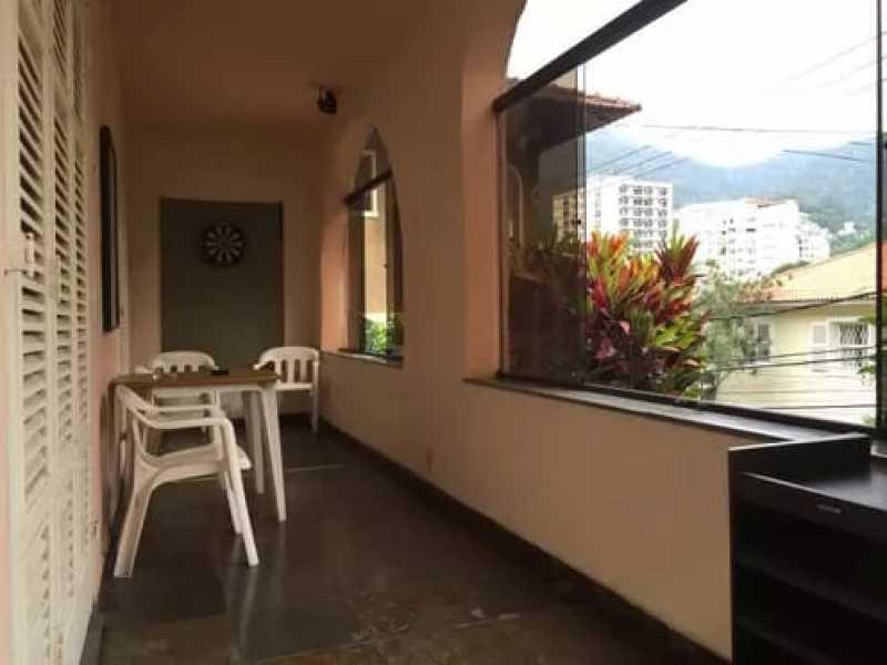 06 - Casa 5 quartos à venda Laranjeiras, Rio de Janeiro - R$ 2.420.000 - KSCA50002 - 7
