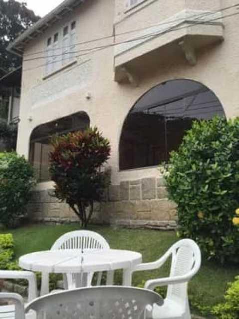 01 - Casa 5 quartos à venda Laranjeiras, Rio de Janeiro - R$ 2.420.000 - KSCA50002 - 1