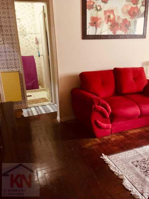 08 - Apartamento 1 quarto à venda Copacabana, Rio de Janeiro - R$ 500.000 - KFAP10109 - 9