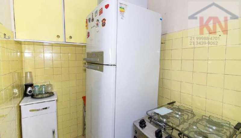 24 - Apartamento 1 quarto à venda Copacabana, Rio de Janeiro - R$ 500.000 - KFAP10109 - 25