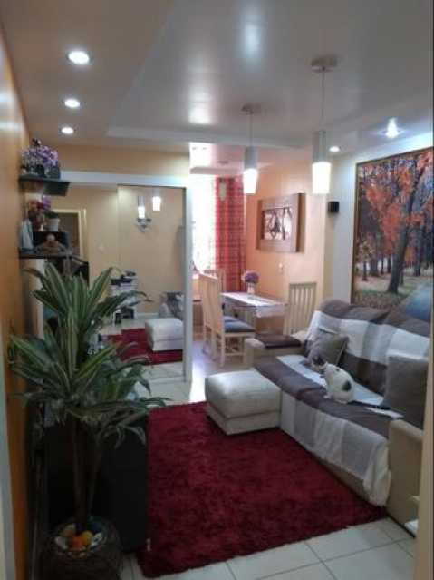 01 - Apartamento 1 quarto à venda Flamengo, Rio de Janeiro - R$ 480.000 - KFAP10113 - 1