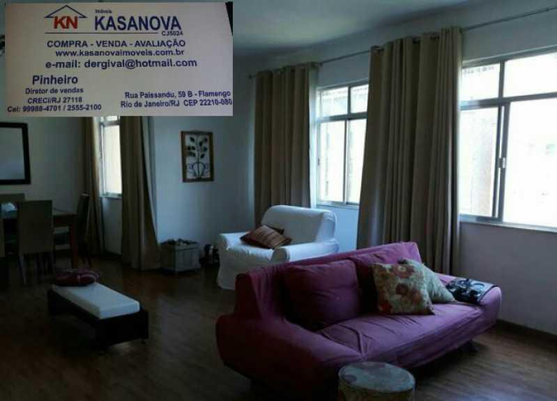 01 - Apartamento 4 quartos à venda Copacabana, Rio de Janeiro - R$ 1.000.000 - KFAP40032 - 1
