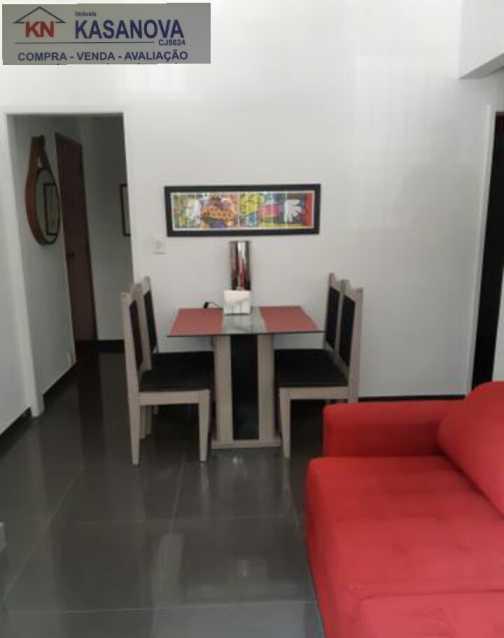 01 - Apartamento À Venda - Botafogo - Rio de Janeiro - RJ - KFAP10116 - 1
