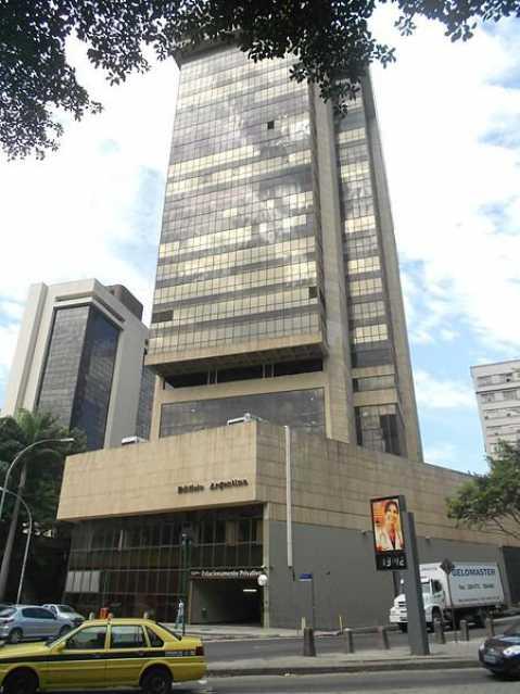 01 - Vaga de Garagem 14m² à venda Botafogo, Rio de Janeiro - R$ 50.000 - KFVG00003 - 1