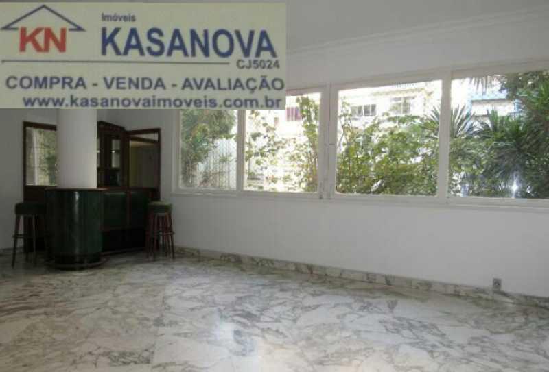 01 - Apartamento 4 quartos à venda Flamengo, Rio de Janeiro - R$ 2.500.000 - KFAP40035 - 1