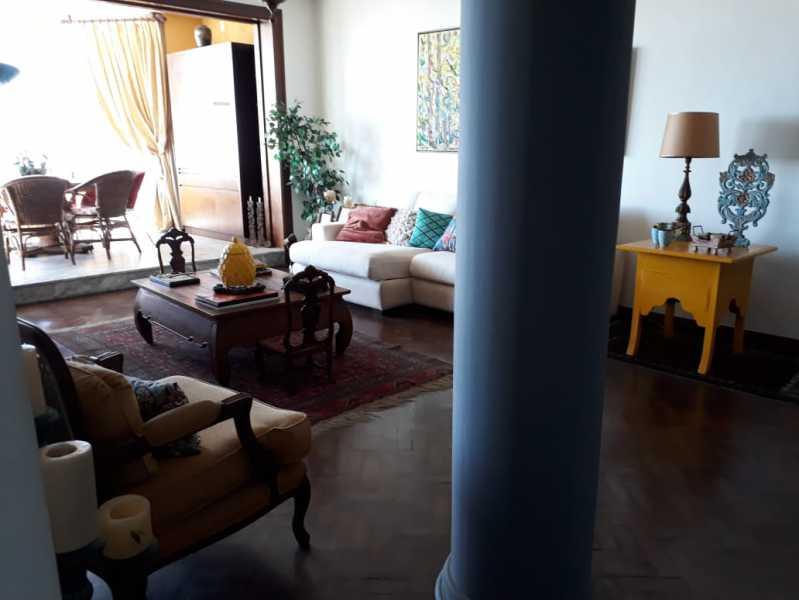 05 - Apartamento 4 quartos à venda Copacabana, Rio de Janeiro - R$ 3.900.000 - KFAP40036 - 6