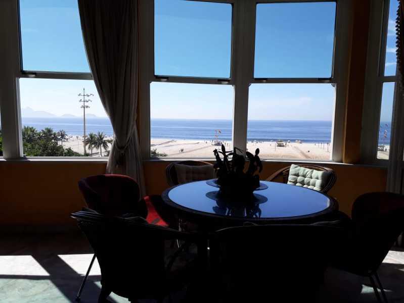 10 - Apartamento 4 quartos à venda Copacabana, Rio de Janeiro - R$ 3.900.000 - KFAP40036 - 11