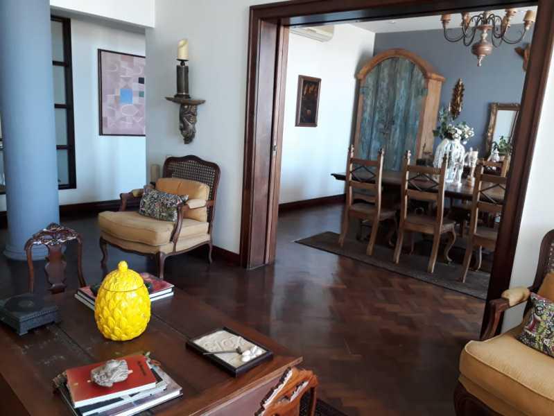 04 - Apartamento 4 quartos à venda Copacabana, Rio de Janeiro - R$ 3.900.000 - KFAP40036 - 5