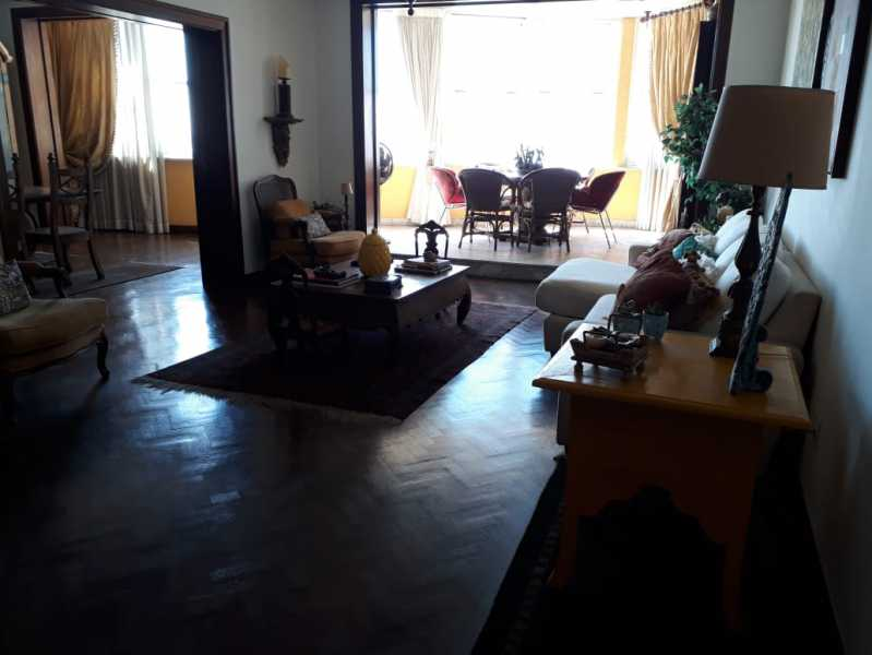 03 - Apartamento 4 quartos à venda Copacabana, Rio de Janeiro - R$ 3.900.000 - KFAP40036 - 4