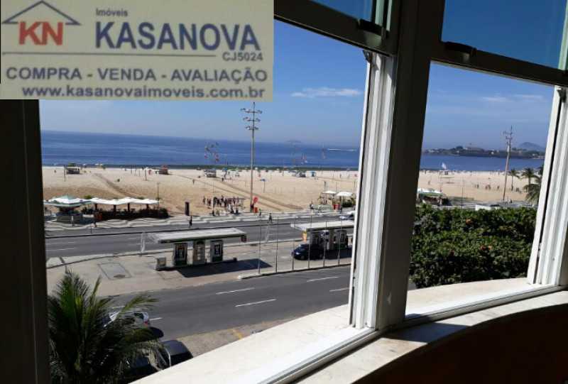 01 - Apartamento 4 quartos à venda Copacabana, Rio de Janeiro - R$ 3.900.000 - KFAP40036 - 1