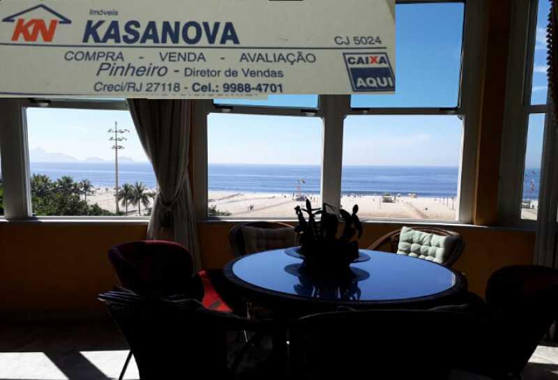 02 - Apartamento 4 quartos à venda Copacabana, Rio de Janeiro - R$ 3.900.000 - KFAP40036 - 3