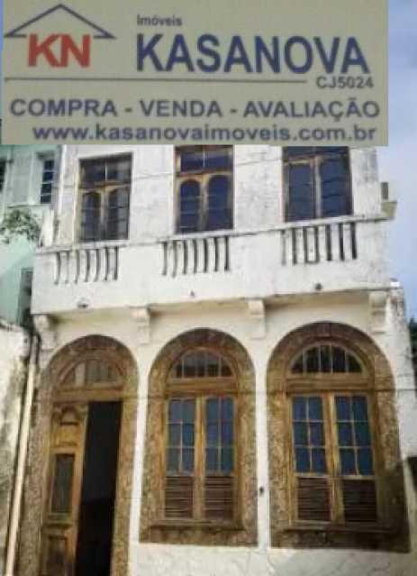 03 - Casa 3 quartos à venda Santa Teresa, Rio de Janeiro - R$ 900.000 - KFCA30019 - 4