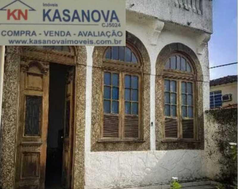 01 - Casa 3 quartos à venda Santa Teresa, Rio de Janeiro - R$ 900.000 - KFCA30019 - 1