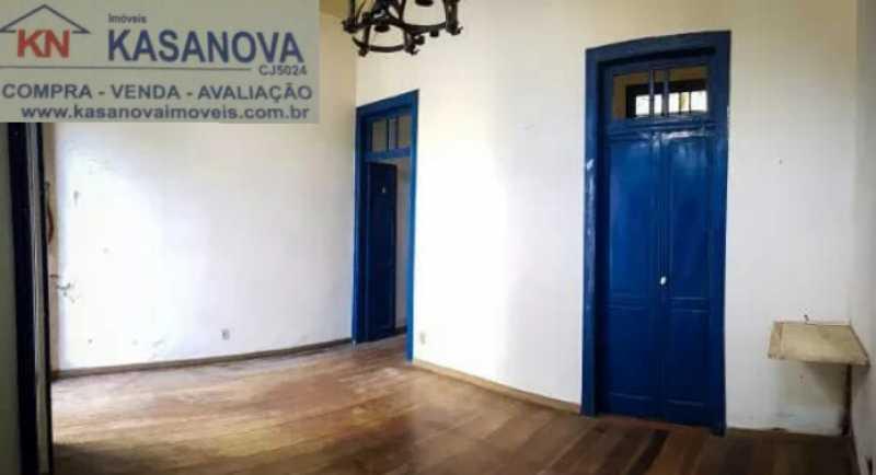 12 - Casa 3 quartos à venda Santa Teresa, Rio de Janeiro - R$ 900.000 - KFCA30019 - 13