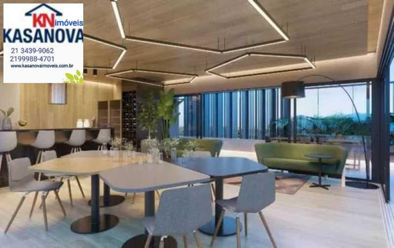 09 - Apartamento 3 quartos à venda Botafogo, Rio de Janeiro - R$ 1.650.000 - KFAP30174 - 11